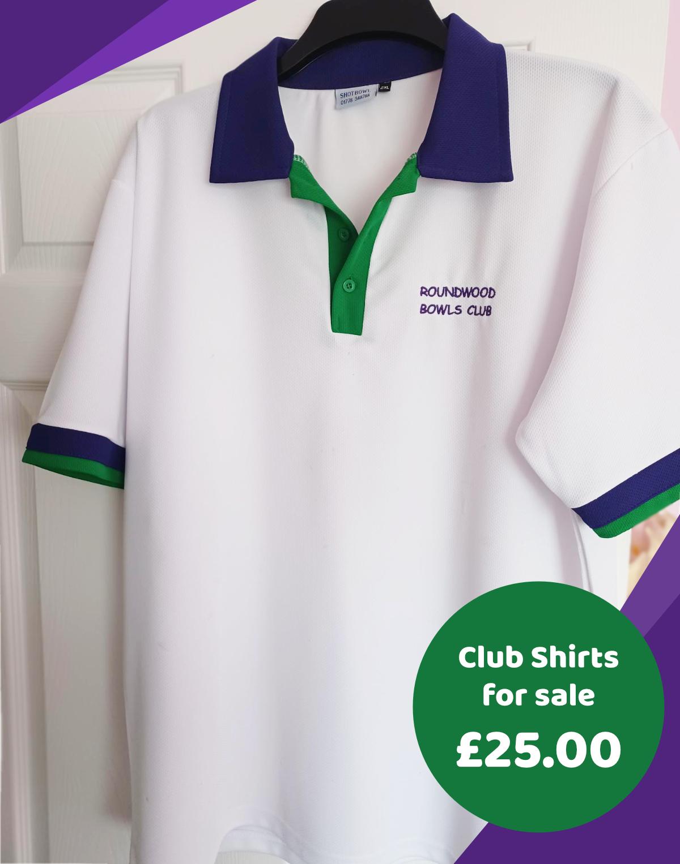 Roundwood Club Shirt